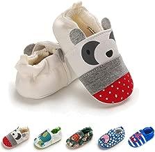 Sakuracan Baby Shoes Boys Girls Hard Bottom Walking Sneakers Toddler Anti-Slip Rubber Sole First Walkers Infant Cartoon Crib Shoes