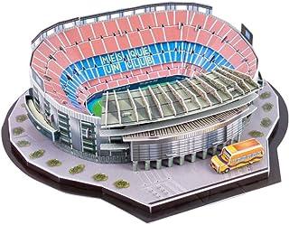 Multicolor Puzzle 3D Estadio Jose Alvalade Original de Sporting Lisboa 35103 NANOSTAD Disney Giochi Preziosi Spagna 1