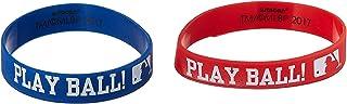 amscan MLB Rubber Bracelets | 24 Count