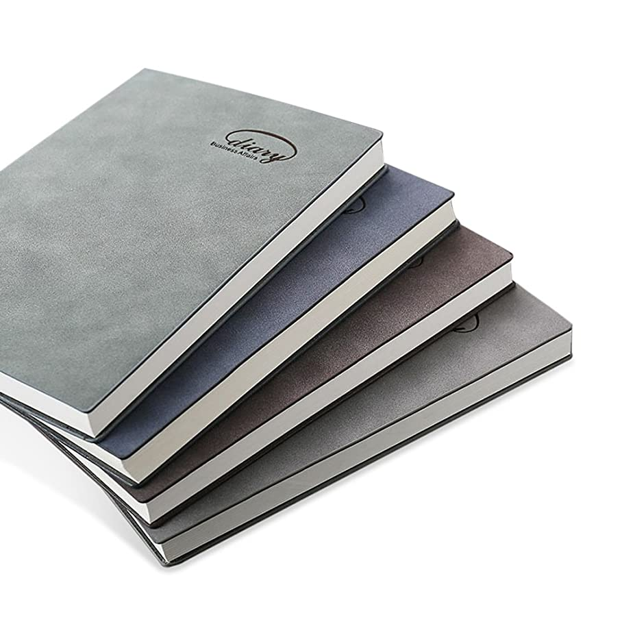 Zhi Jin 文房具オフィス用品 B5厚い ビジネス手帳 高品質の日記帳 ノート