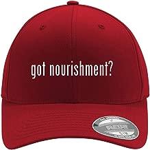 got Nourishment? - Adult Men's Flexfit Baseball Hat Cap