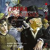 Sarasate: Fantasías De Ópera, Vol. 2 / Reinhold, Zedler