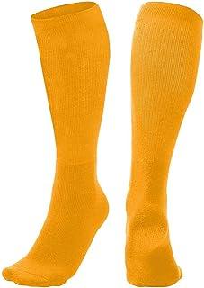 CHAMPRO Multi-Sport Socks, Single Pair, Adult X-Small, Gold