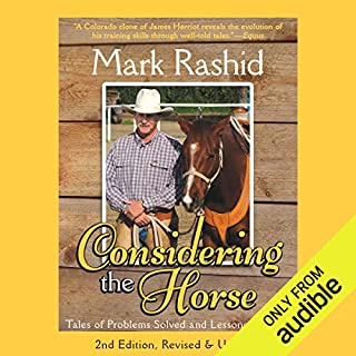 Considering the Horse audiobook cover art