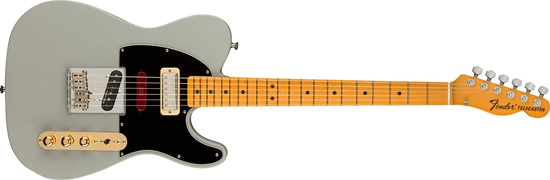 Fender Brent Mason Telecaster Electric 予約販売 - 信託 Guitar Gray Primer