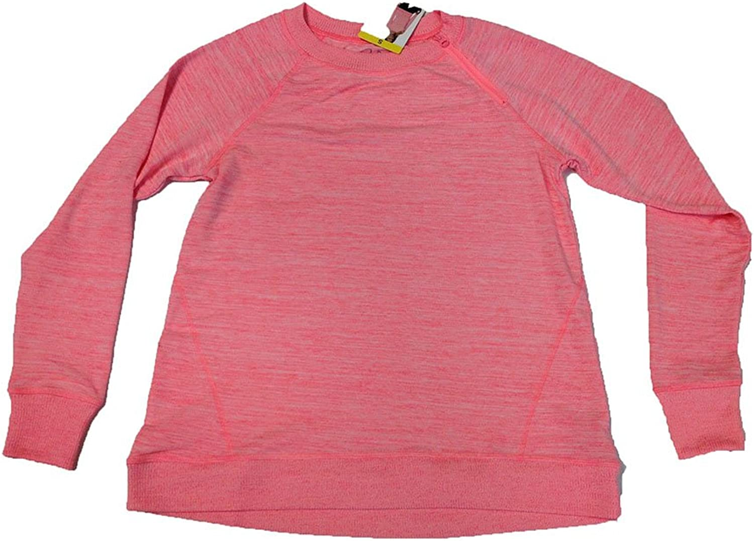 Gerry Women's Long Sleeve Sweater. color Desert pink. Size  Small.