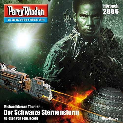Der Schwarze Sternensturm audiobook cover art
