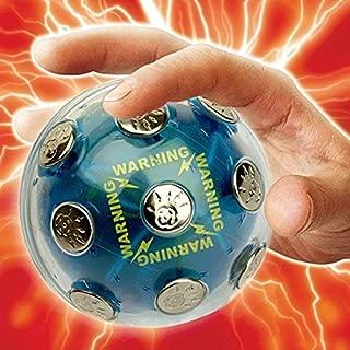 Creative Novelty Shocking Ball Gag toys Fun Joking Party KTV Hot Potato Game Electric Shock Lie Detector Entertainment Christmas Gifts