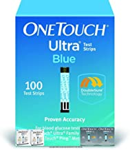OneTouch Ultra Blue Test Strips 100 ct