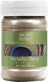 Modern Masters ME708-06 Metallic Nickel, 6-Ounce