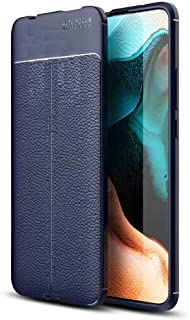Minwu Samsung Galaxy M01 Core Case, Double Layer Professional Anti-collision Cover,Ultra Slim Shock Absorption Soft TPU Si...