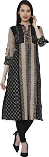 Women Kurta Indian Kurtis for Women Casual Tunic Kurti Long Dress