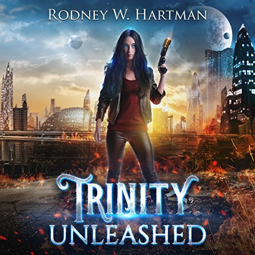 Trinity Unleashed audiobook cover art