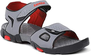 Lotto Men's Hiker Flip Flops Thong Sandals