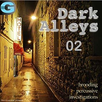 Dark Alleys, Vol. 2: Dark Percussive Investigations