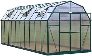 Grandio Elite 8x20 Greenhouse Kit - 10mm Twin-Wall Polycarbonate