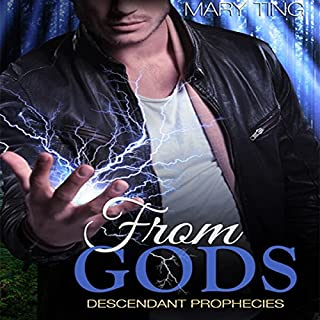 From Gods audiobook cover art