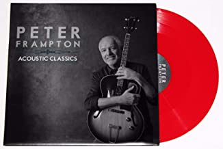 Peter Frampton - Acoustic Classics Exclusive Red