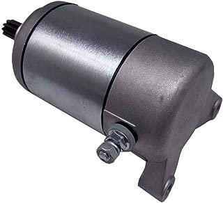 Hity Motor 18645 Starter For Polaris 325 335 425 500 ATV UTV Big Boss Magnum Scrambler Sportsman Trail Blazer Replaces Polaris 3084981 3090188