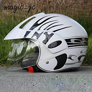 Magic-JC Children's Helmets Motorcycle Harley Battery car Baby Children's Helmet Autumn Winter hat ski Helmet ice Skating Helmet