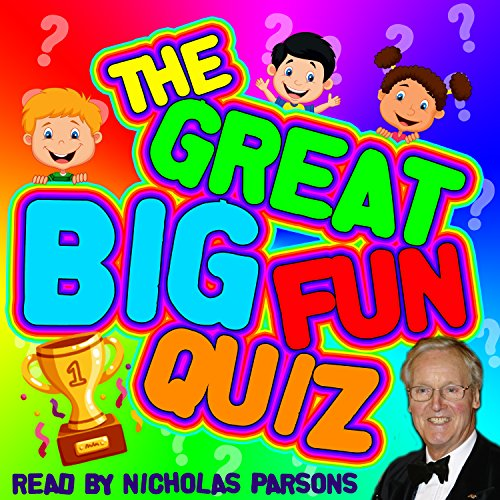 Couverture de The Great Big Fun Quiz