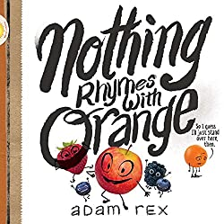 Nothing Rhymes with Orange book with word play