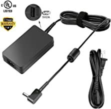 Harmon Kardon Onyx Charger, [UL Listed] HKY 19V AC DC Adapter Replacement For Harman Kardon Onyx Studio 1 2 3 4 5 Wireless Portable Speaker System Charger Power Supply Cord with US Power Cable