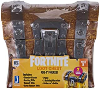 Fortnite Cofre Armas, Multicolor (JAZWARES FNT0001)