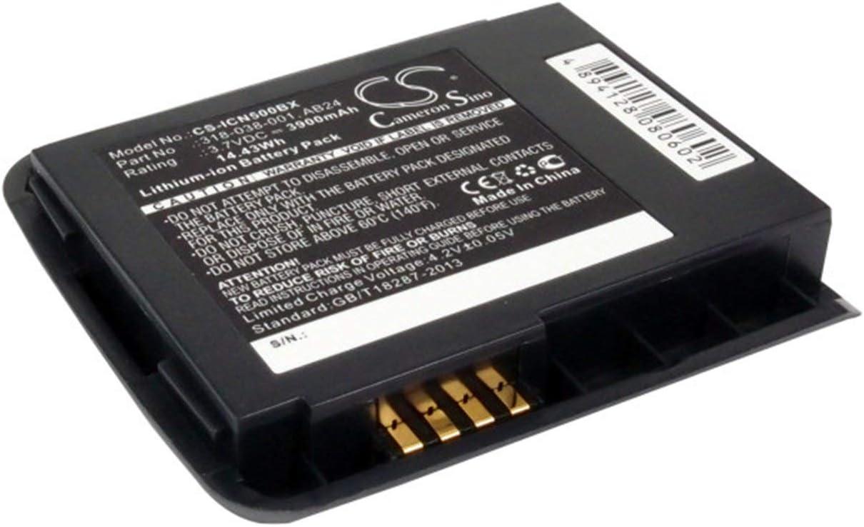 Intermec CN50, CN51 Battery Replacement for Intermec CN50, CN51, (3900mAh, 318-038-001, 318-039-001, AB24, AB25 Battery)