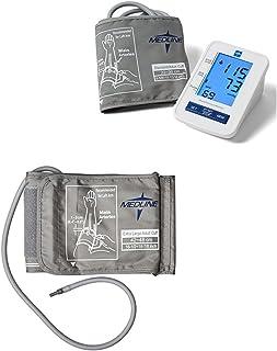 مانیتور فشار خون دیجیتال خودکار Medline MDS4001 با دکمه های بزرگ و بزرگ X X