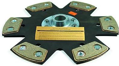 EFT STAGE 4 CLUTCH DISC PLATE FOR 00-05 AUDI A6 ALLROAD QUATTRO S4 2.7L V6 Bi-TURBO
