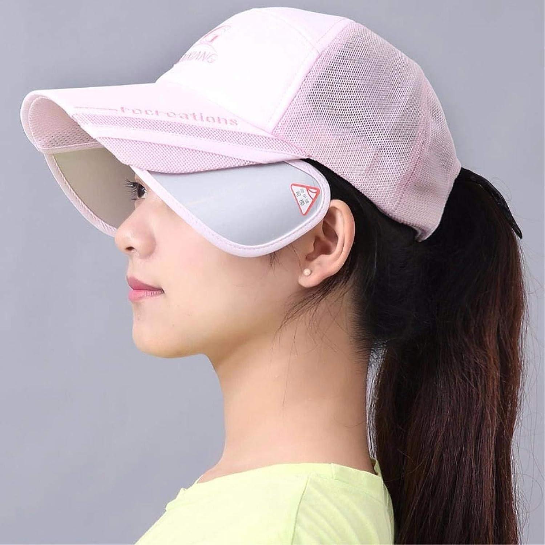 Dianye The girl cap cap outdoor baseball cap bulk of wind hat riding hat cap summer sun hat a light visor cool Cap