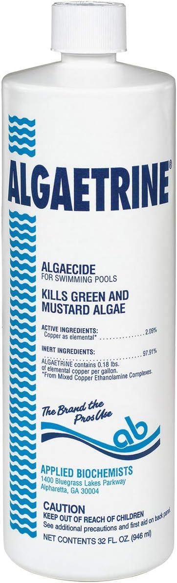 Applied Biochemists Over item handling ☆ 406503A Algaetrine Pool C Swimming It is very popular Algaecide