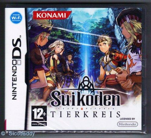 Suikoden: Tierkreis (Nintendo DS)