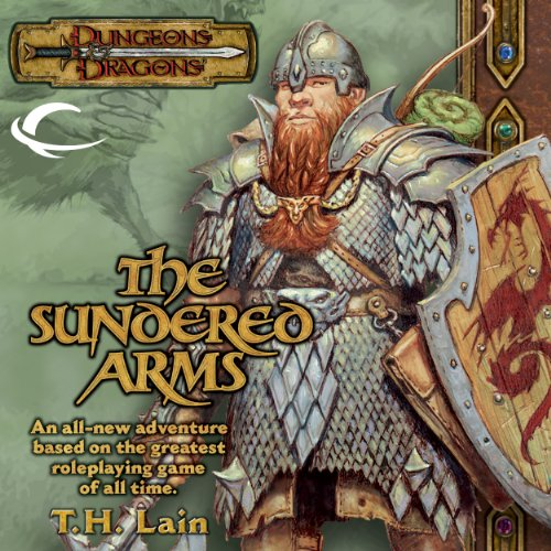 The Sundered Arms audiobook cover art
