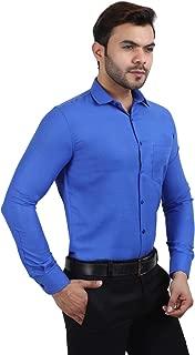 Realone Men's Regular Fit Formal Shirt