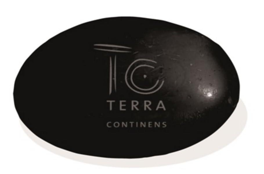 元の安全な儀式TERRA CONTINENS(テラコンティナンス) ソープ 75g 「カナック」 3760067360024