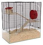 Mäuse- & Hamsterheim - Kleintierkäfig OREGON