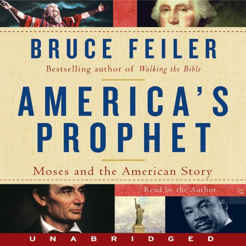 America's Prophet audiobook cover art
