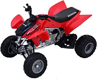 New-Ray Toys Die-Cast TRX450R ATV (1:12 Scale) (Red)
