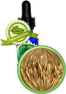 Oat Oil - Virgin - 1 oz/30ml - Super Moisturizer, Ceramides, Hair-Scalp, anti-inflammatory, sensitive skin, dry skin