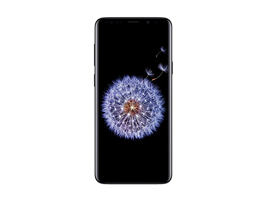 Samsung Galaxy S9+ Unlocked - 64gb - Midnight Black - US Warranty (Renewed)