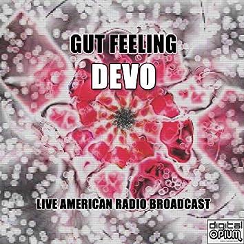 Gut Feeling (Live)
