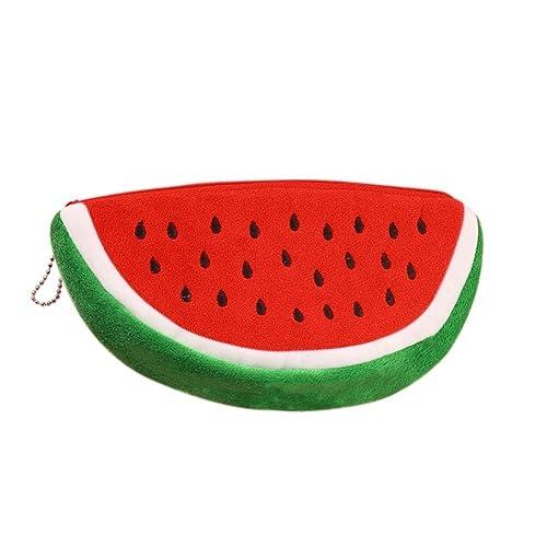 7c4aa139343d Watermelon Pencil Case: Amazon.co.uk