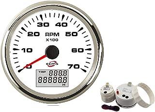 0-8000 rpm, para 3,4 y 6 cilindros Pilot LA/_10008 Tac/ómetro