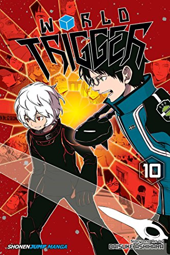 World Trigger Volume 10