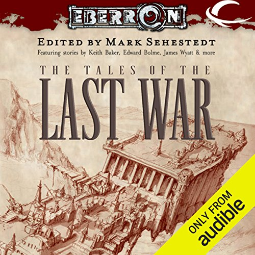 The Tales of the Last War audiobook cover art