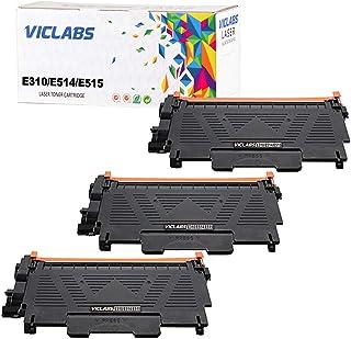 VicLabs Compatible E514dn E515dw E310dw Toner Replacement for Dell E515dw E515dn E514dw E310dw (Dell 593-BBKD PVTHG P7RMX)...