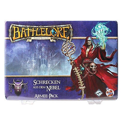 Fantasy Flight Games FFGD0009 Battlelore 2. Ed.: Schrecken aus dem Nebel