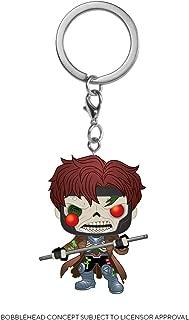 Funko Pop! Keychain: Marvel Zombies - Gambit